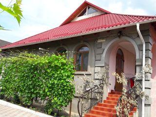 Продается Капитальный Дом 120 м2 (участок 10 соток) c. Суручены (15км от Кишинева)