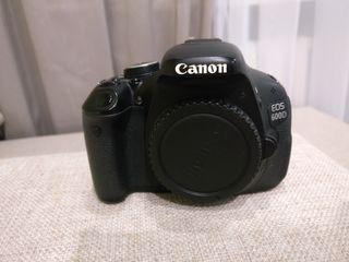 Canon 600d body - 120 eur