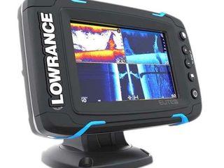 Lowrance Elite 5 Ti + Total scan