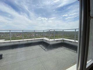 Ciocana, apartament Penthouse, varianta alba, 93.2 m.p.