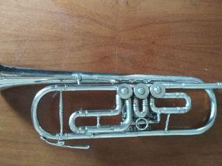 Продаются музыкальные инструменты б/у труба 1000 lei