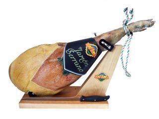 Вяленое свиное мясо - Хамон -- побалуй себя и своих близких !