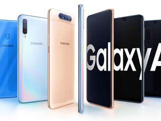 Мобильные телефоны Samsung l Самые лучшие цены l Бесплатная доставка по всей Молдове