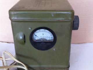 Стабилизатор-трансформатор регулировочный МЭТП РАТ-025 СССР
