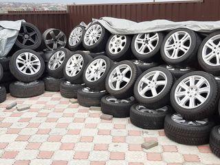 Discuri Mercedes  R 16,R-17 R-18 Мерседес 210,211,212,Viana, Vito, Volkswagen, Audi