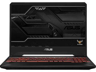 Laptop gaming Asus TUF FX505GE-BQ175, i5-8300H 4.0GHz, 8GB, SSHD 1TB, GTX 1050 Ti 4GB