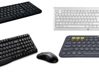 Клавиатуры и мыши - лучшая цена !!!