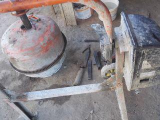 Repar betoniere/ vind piese pentru betoniera