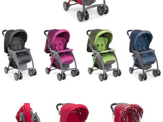 chicco simplicity plus top прогулочная коляска  разные цвета