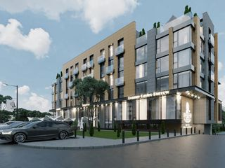 Apartament cu 3 camere separate intr-un Club House de elita, sect. Botanica!
