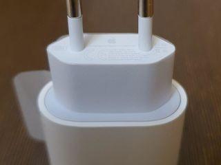 Адаптер питания Apple 20W USB-C Power Adapter, Lightning to USB Cable 2 m