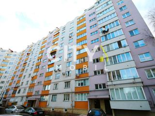 Продаётся 1-а  комн. квартира,Кишинев, Рышкановка 52 m