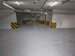 Parcarea subterana( garaj). complex Liviu Deleanu