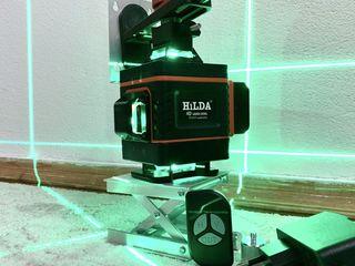 Laser HiLDA 4D 16 Linii + Fixator Magnetic CADOU + Livrare GRATIS!