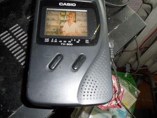 карманный цветной телевизор CASIO