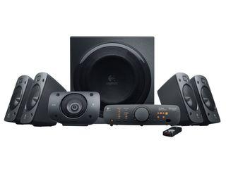 Speakers 5.1 Logitech Z906, 500W