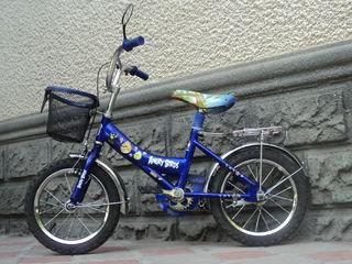Велосипед Angry Biros.