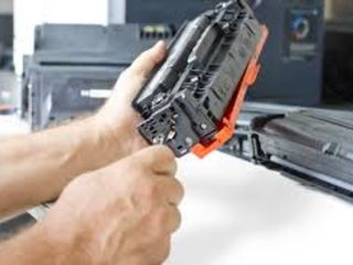 Incarcarea calitativa a cartridgelor/reparatia imprimantelor/качественная заправка картриджей