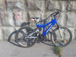 Велосипед в хорошем состоянии
