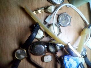 Рубли советские 1-3-5-10-25-  копейки - часы и т-д -