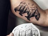 Printam tatuaje temporare la alegerea ta/Печатаем временные татуировки любых изображений
