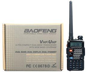 Радиостанция Baofeng UV-5RЕ+, рация