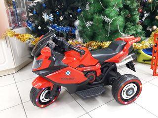 Мотоциклы на аккумуляторе двухмоторные новые 1500 лей!