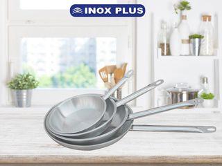 Посуда и приборы из пищевой нержавейки