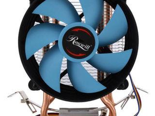 Кулер процессора Rosewill ROCC-16002 High Performance CPU Cooler 92 PWM FAN новый, упакован!