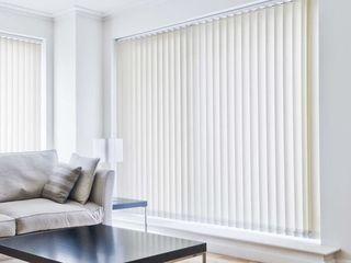 Вертикальные жалюзи и шторы - лучшие цены только у нас
