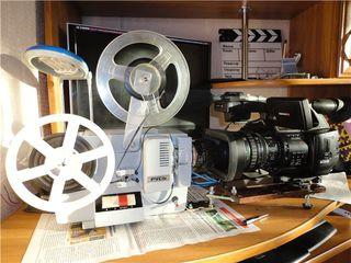 Перезапись любых видеокассет киноплёнок фотографий. по разумным ценам   Работаю без выходных. Нахожу
