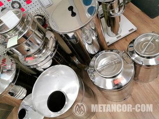 Butoaie din otel inoxidabil pentru fermentare si depozitare