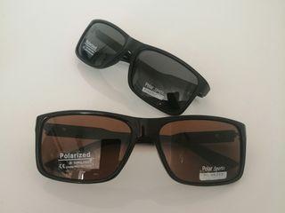 Мужские современные солнечные очки отличного качества