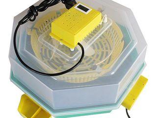 Incubator automat 41 ouă găină Cleo 5DTH/Инкубатор автоматический/termometru electronic și higrometr