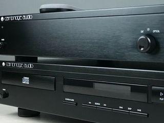 Cambridge Audio DISCMAGIC 1 CD Transport & DAC3 Digital To Analog Converter
