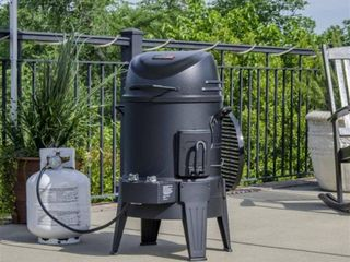 Afumator & Grill / Gratar pe gaz Char-Broil Big Easy, TRU-Infrared