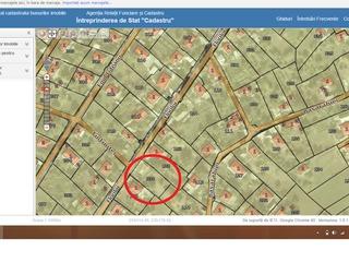 lot de pamint pentru constructie s. Ustea. R. Dubasari 35 km de Chisinau