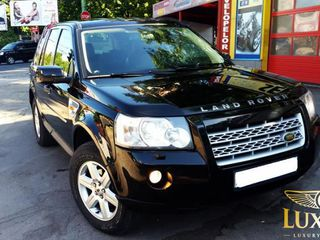 Land Rover Freelander SUV crossover 4x4 chirie auto rent a car прокат джипов внедорожник Range Rover