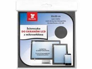 Салфетка из микроволокна для экранов смартфонов