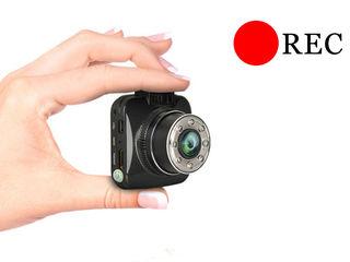 Видеорегистраторы с антирадаром и GPS SPEEDCAM + 8GB карта памяти