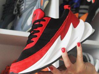 Adidas Sharks Black Red & Black Unisex