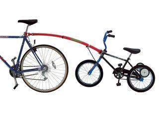 Велоприцепы для катания детеи