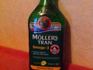 Omega 3 Mollers Tran