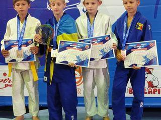 Judo Sambo Jiujitsu  de la 5 ani