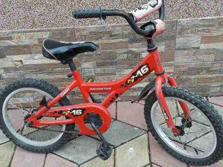 Велосипед giant для детей 5-7 лет.