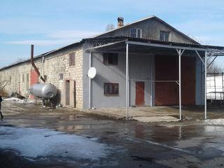 Продам производственное здание с прилегающей землёй 1га