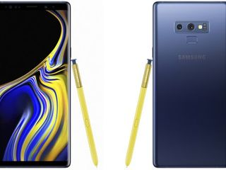 Samsung Galaxy Note 9 DualSim = 770 €. Ocean Blue. New! Sigilat! Запечатанный.