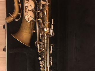 Продам саксофон-альт Selmer Bundy II 1988 г/в американец