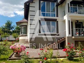 Ialoveni, Suruceni, casă superbă în 2 nivele, 250 m2, 6 ari, design individual!