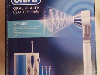 Oral-B ирригатор oral health center OxyJet md20 (б/у в отличном состоянии)